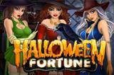 Игровой автомат бесплатно Halloween Fortune