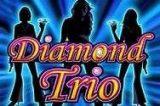 Азартный автомат Diamond Trio