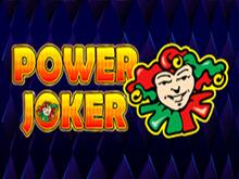 Автомат от Вулкан Гранд Мощный Джокер